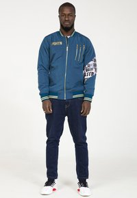 PLUS EIGHTEEN - Bomberjacke - blue - 1