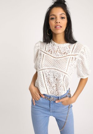 Blouse - old white