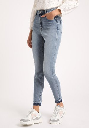 Jeans Skinny Fit - washed out blue