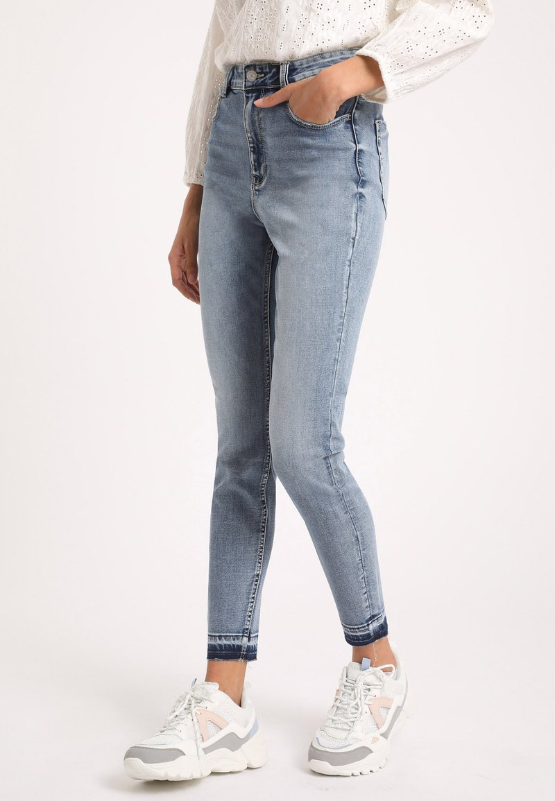 Pimkie - Jeans Skinny - washed out blue