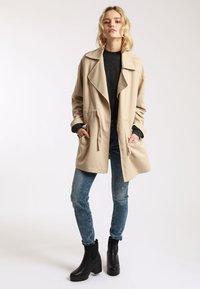 Pimkie - Halflange jas - light beige - 1