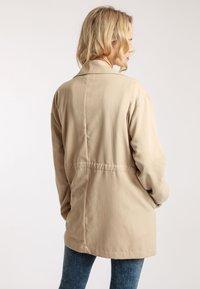 Pimkie - Halflange jas - light beige - 2