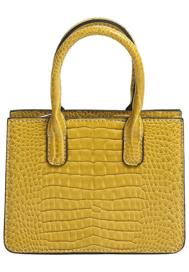 Handtas - gelb