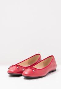 PARFOIS - Ballerinasko - red - 3