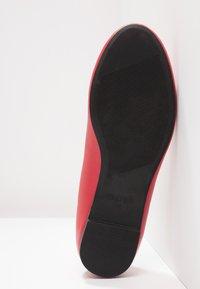 PARFOIS - Ballerinasko - red - 5