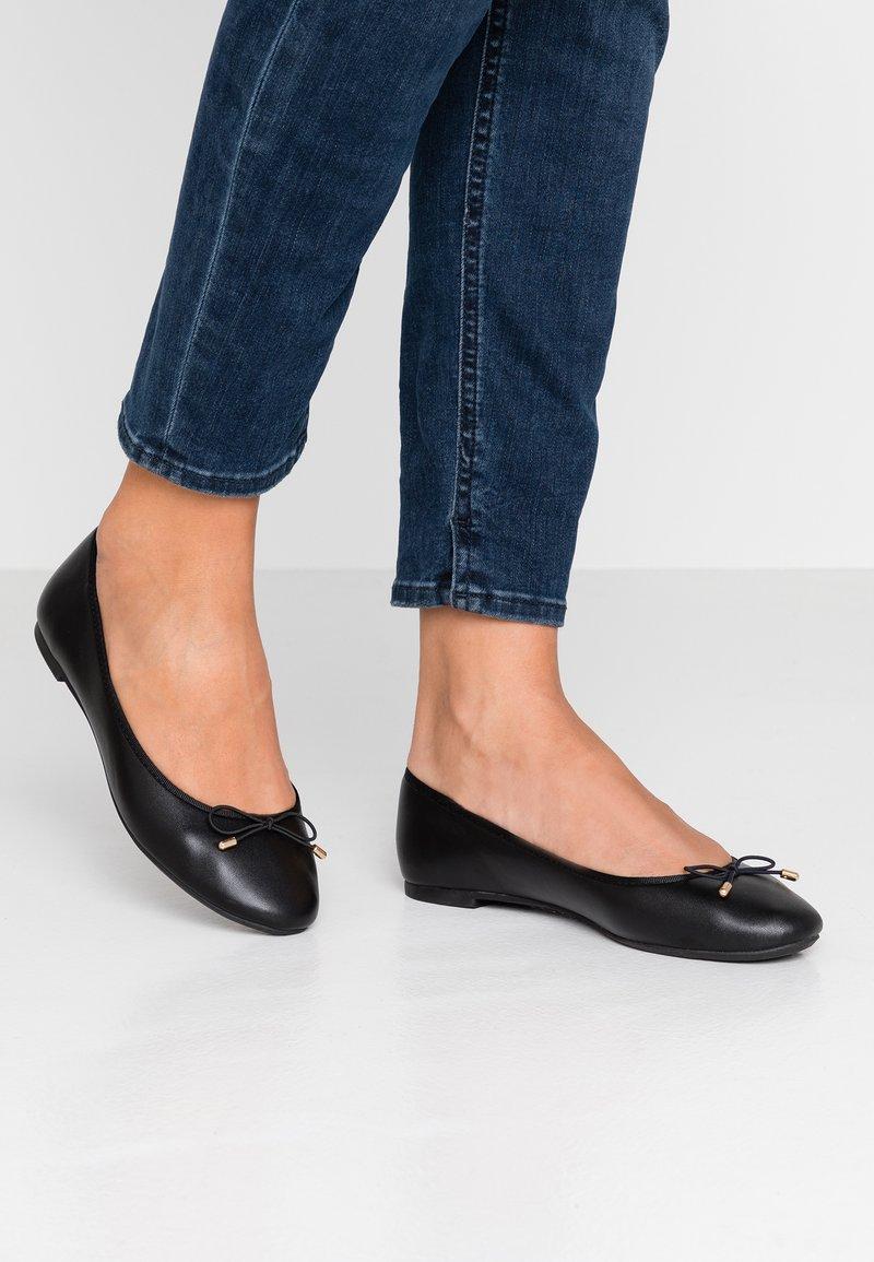 PARFOIS - Ballet pumps - black