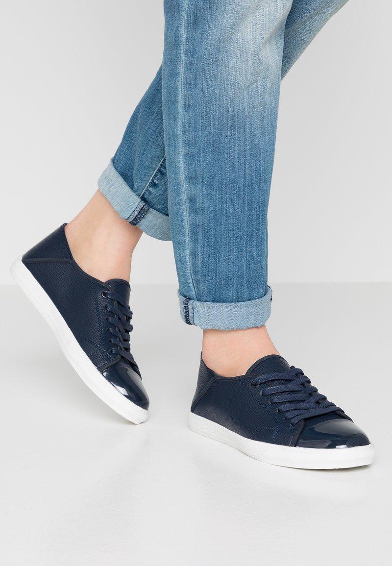 PARFOIS - Sneakers laag - navy