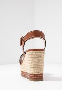 PARFOIS - Sandales à talons hauts - camel - 5
