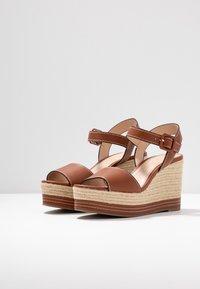 PARFOIS - Sandales à talons hauts - camel - 4