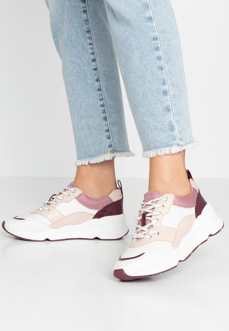 PARFOIS - Sneaker low - white