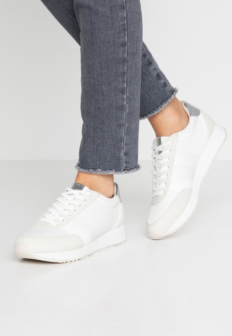 PARFOIS - Sneakers basse - white