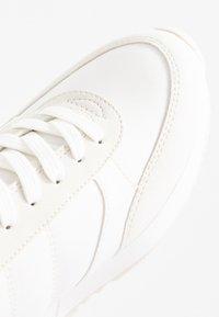 PARFOIS - Tenisky - white - 2