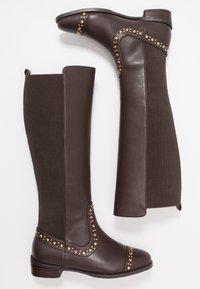 PARFOIS - Høje støvler/ Støvler - brown - 3
