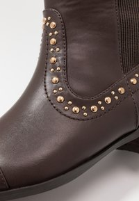PARFOIS - Høje støvler/ Støvler - brown - 2