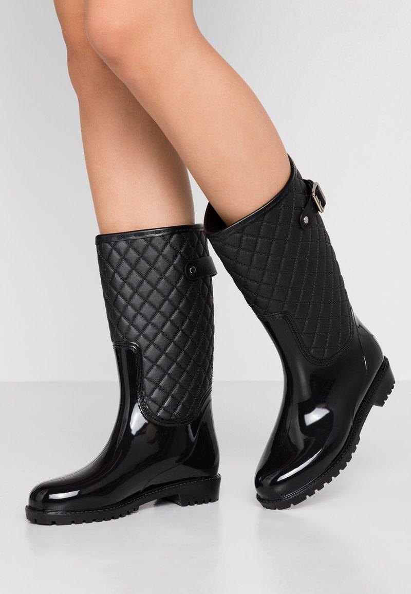 PARFOIS - Stivali di gomma - black
