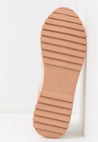 PARFOIS - Sneakers basse - nude - 6