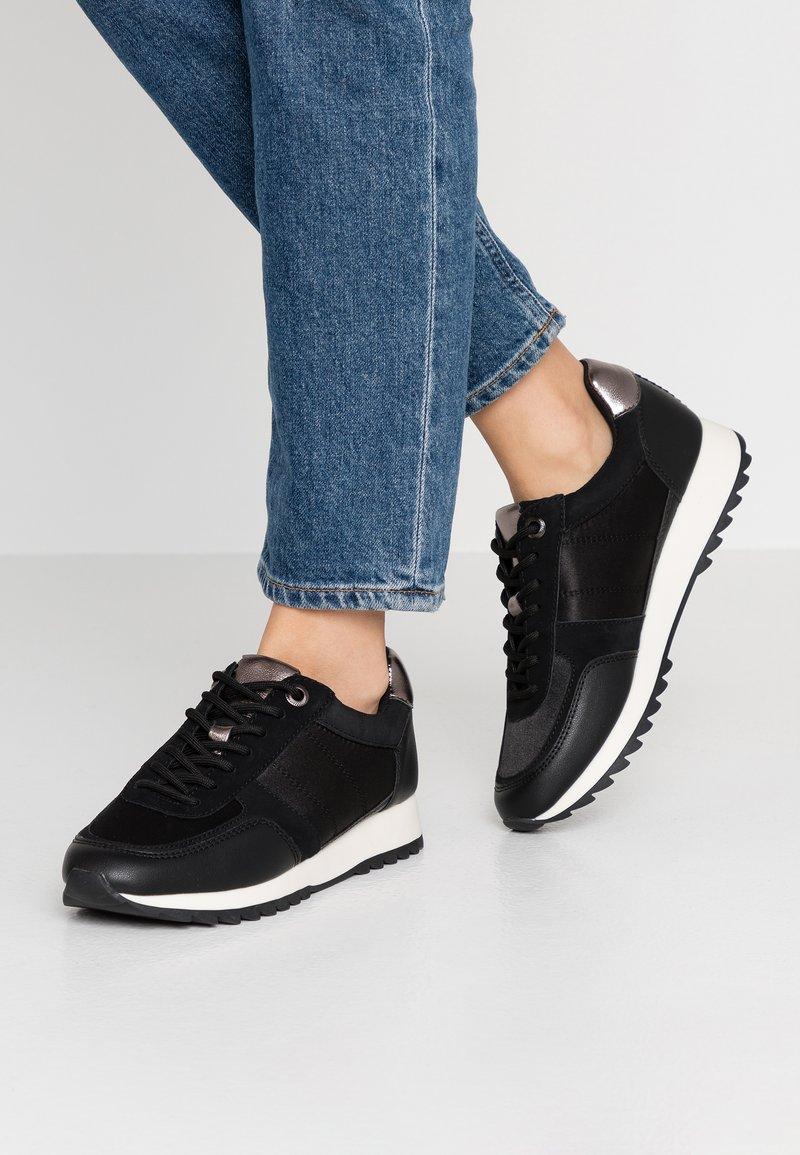 PARFOIS - Sneakers basse - black