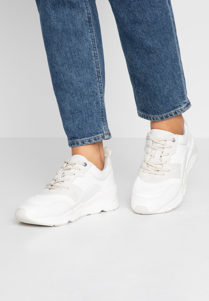 PARFOIS - Sneakers basse - white