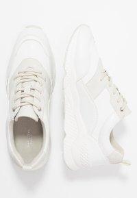 PARFOIS - Sneakers basse - white - 3