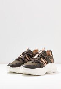 PARFOIS - Sneakers - khaki - 4