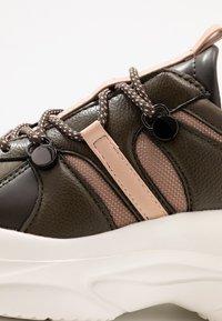 PARFOIS - Sneakers - khaki - 2