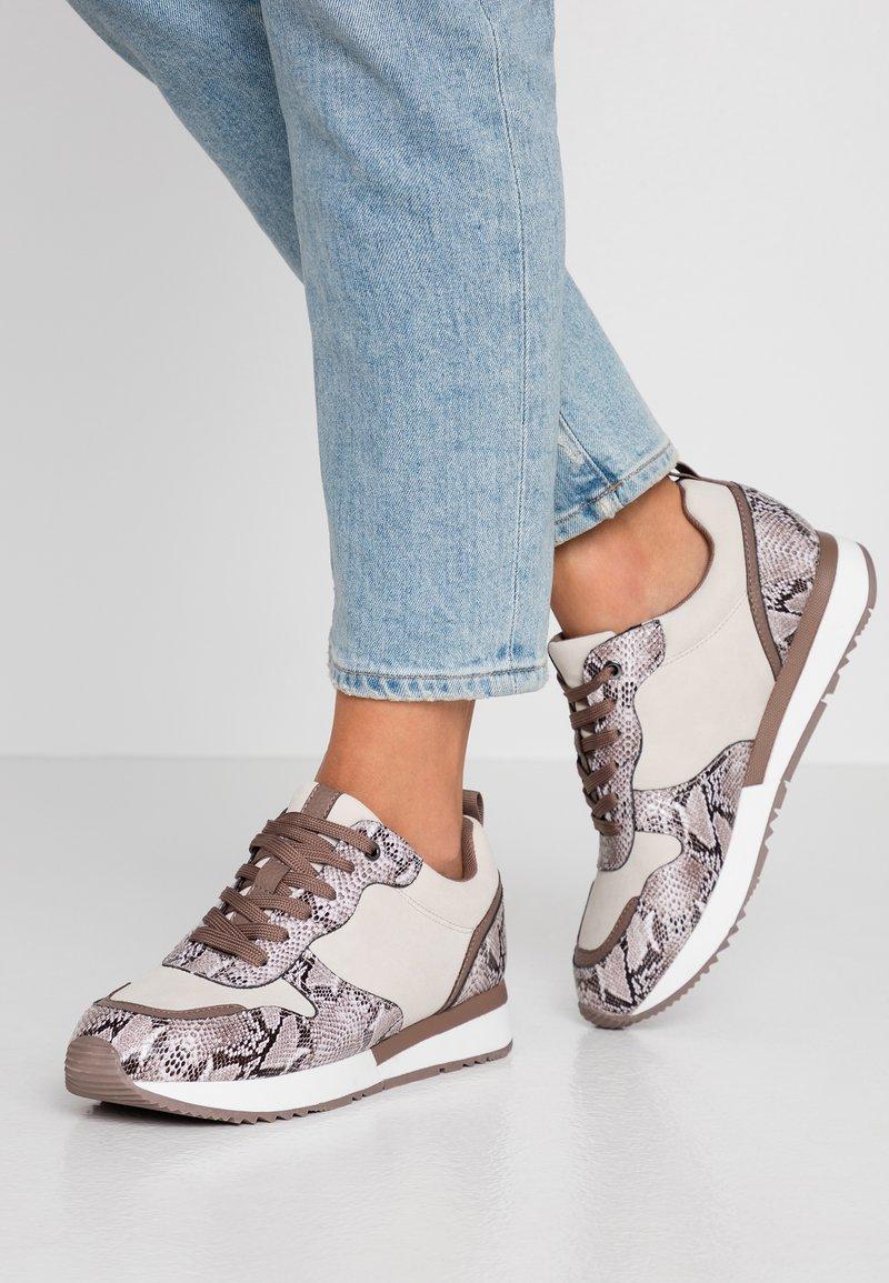 PARFOIS - Zapatillas - grey