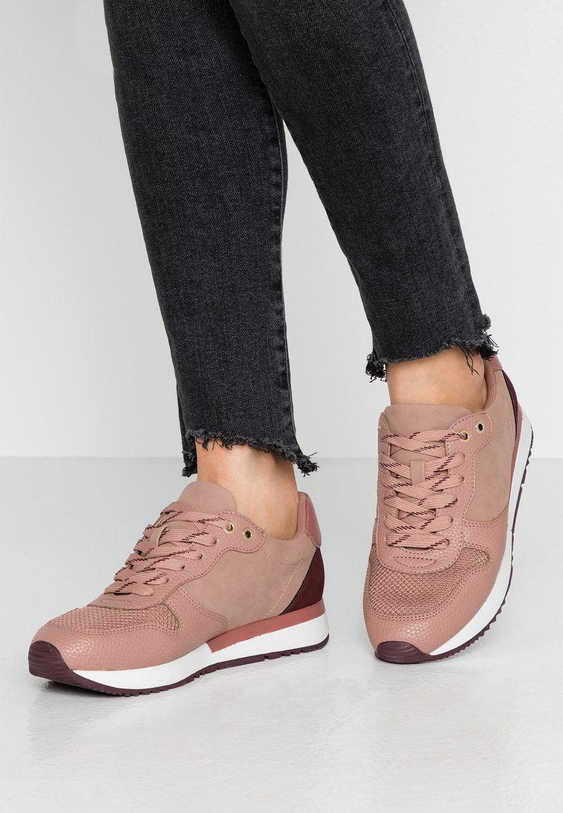 PARFOIS - Sneakers - nude