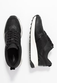 PARFOIS - Sneakers laag - black - 3