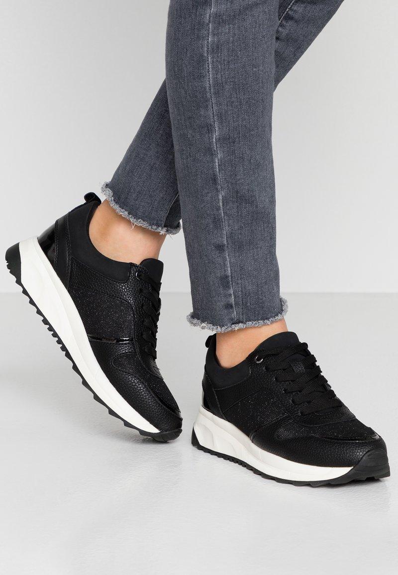PARFOIS - Sneakers laag - black