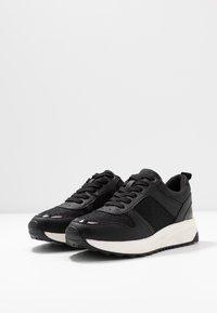 PARFOIS - Sneakers laag - black - 4