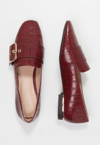 PARFOIS - Loafers - red - 3