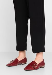 PARFOIS - Loafers - red - 0