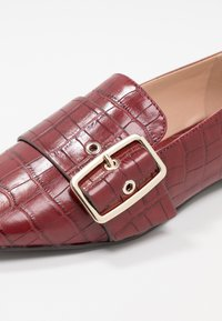 PARFOIS - Loafers - red - 2