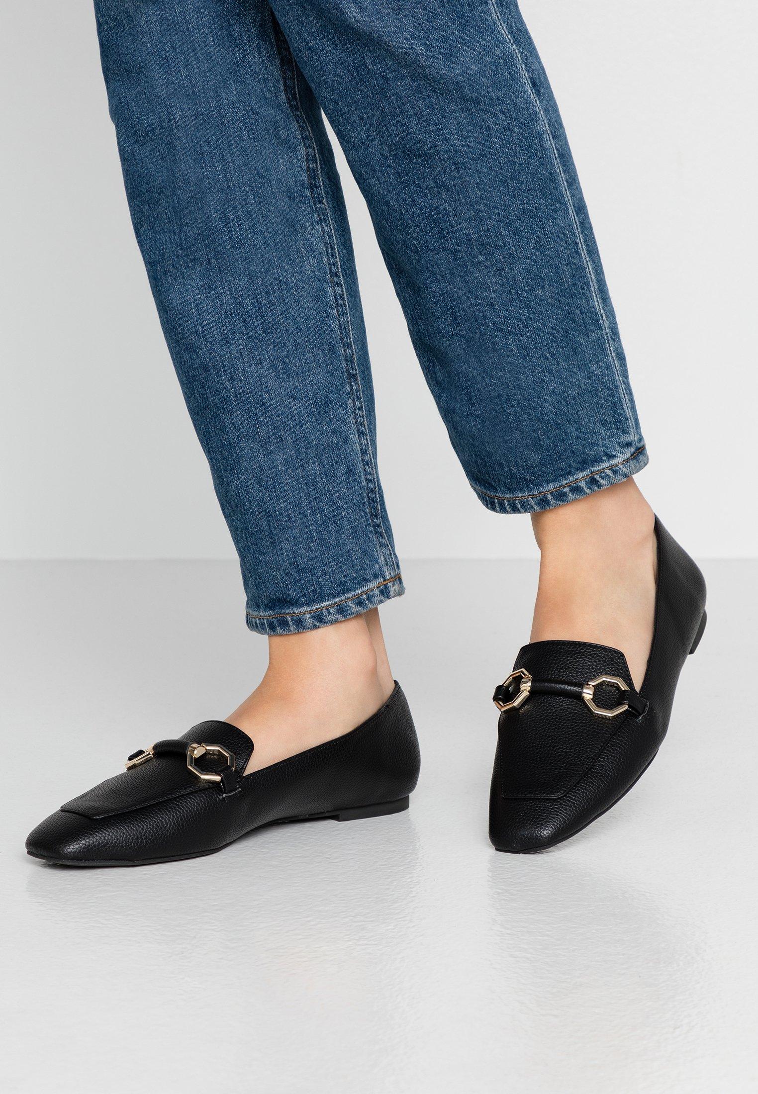 PARFOIS Scarpe senza lacci black
