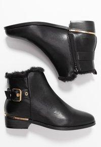 PARFOIS - Ankle boots - black - 3