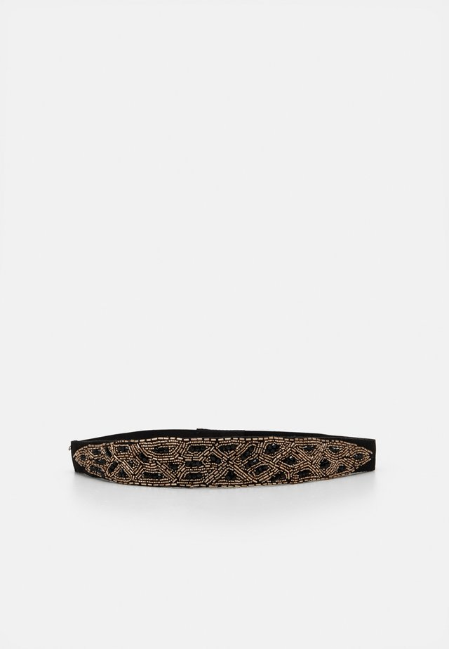 Belte - black/rose gold-coloured