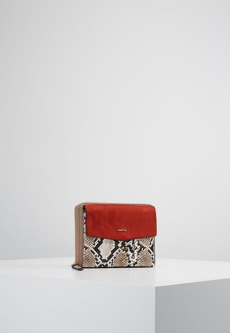 PARFOIS - Monedero - brick red