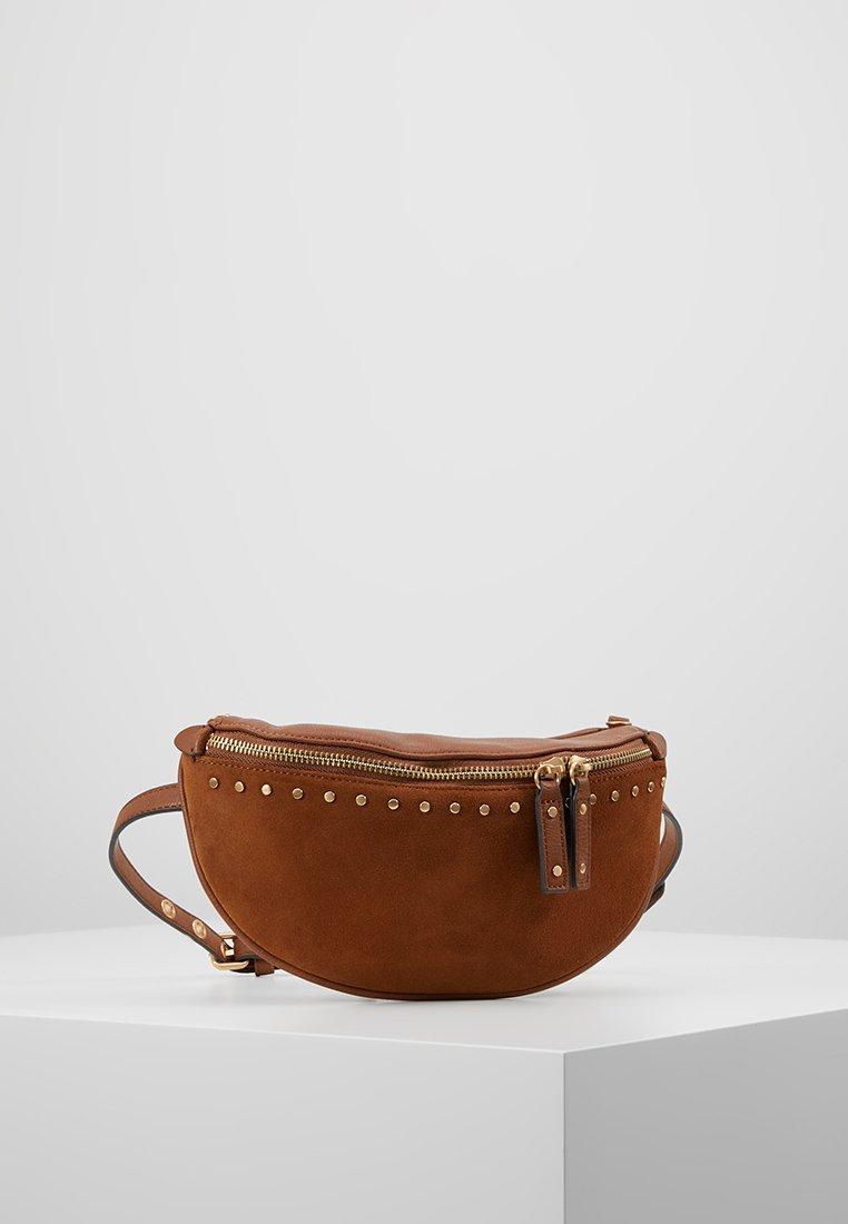 PARFOIS - Bum bag - camel