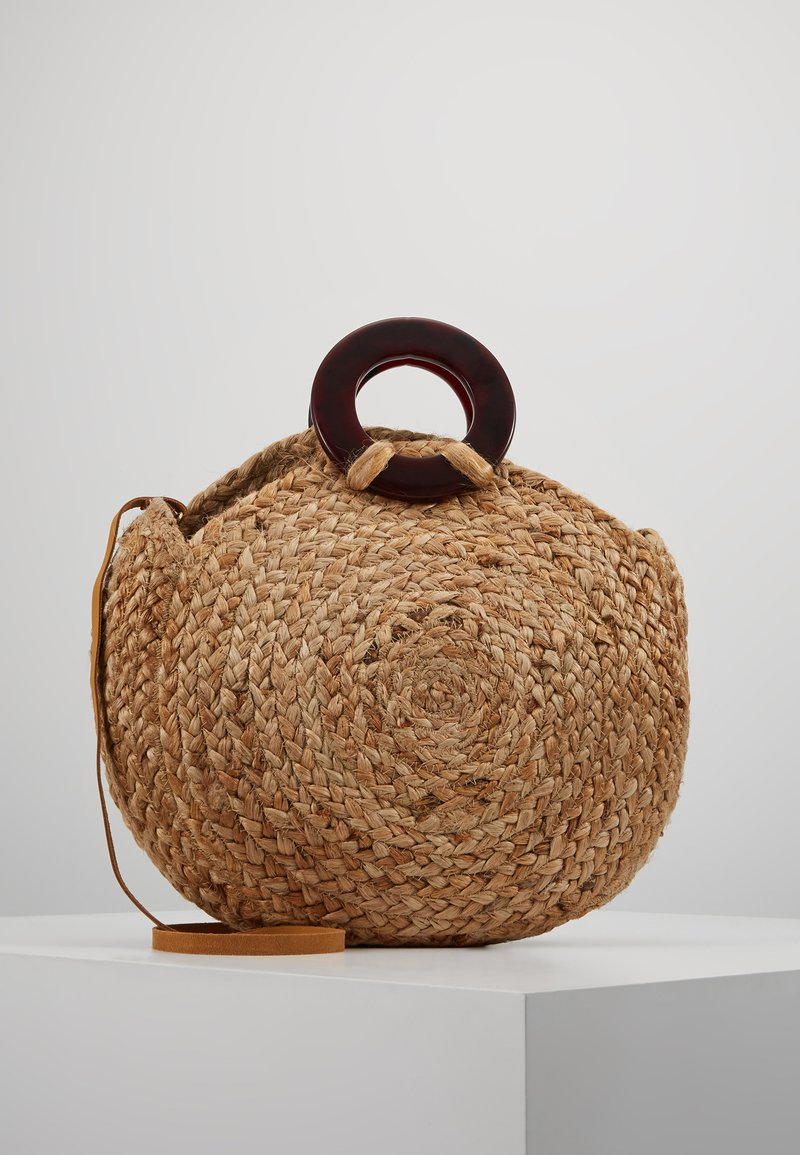 PARFOIS - Handbag - natural