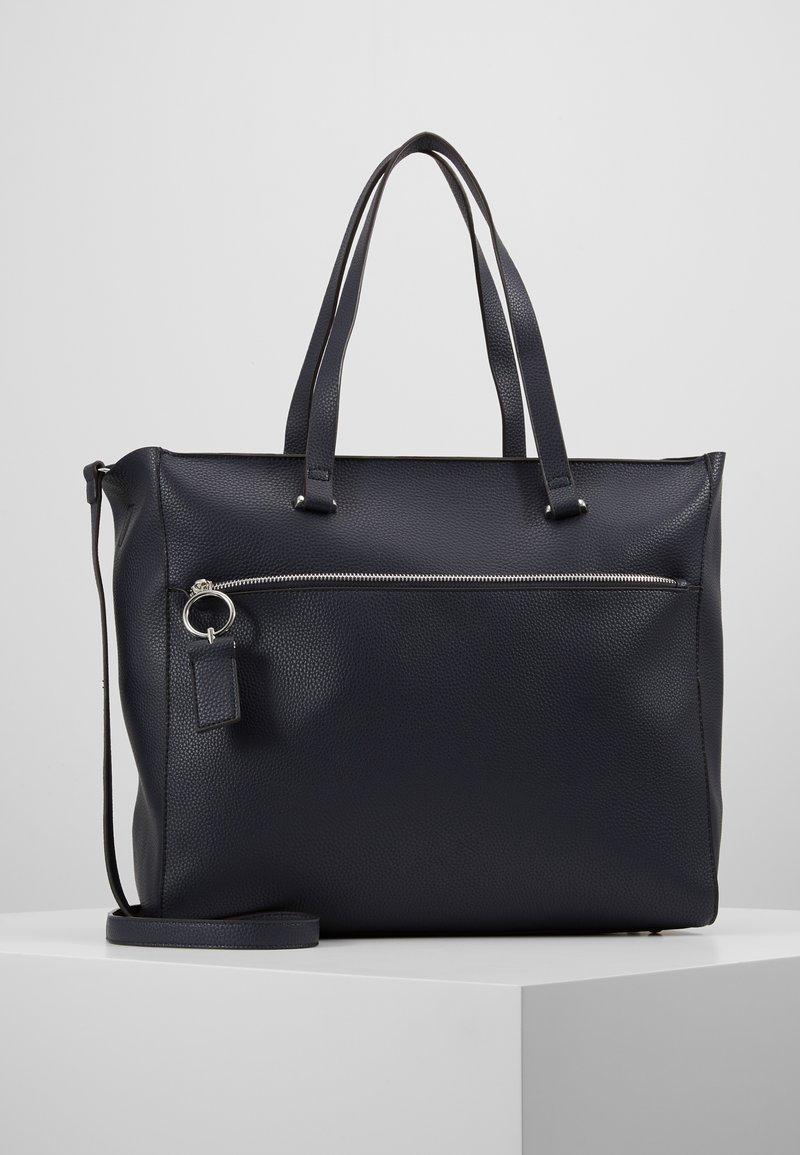 PARFOIS - Tote bag - navy