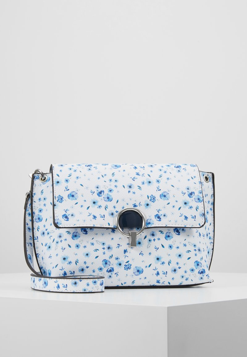 PARFOIS - Across body bag - blue