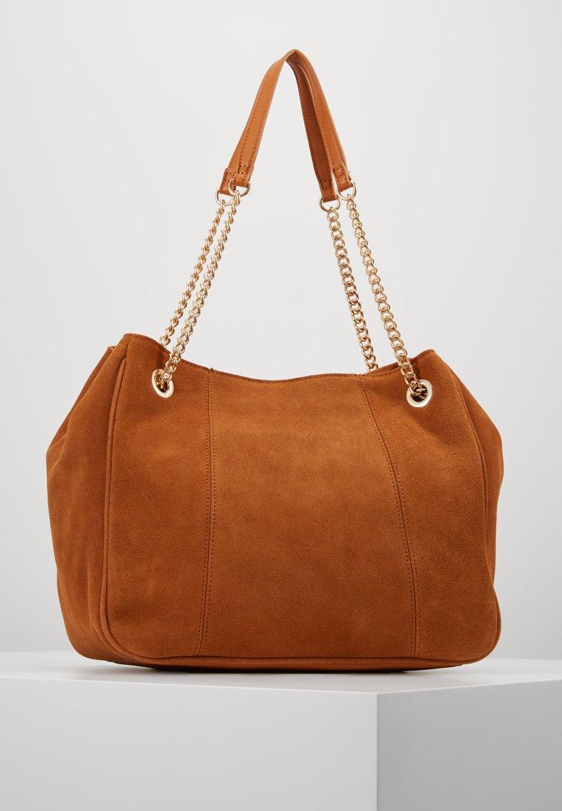 PARFOIS - Handbag - camel