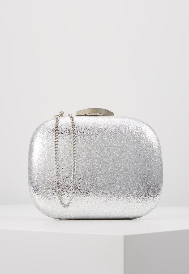 PARFOIS - Clutch - silver