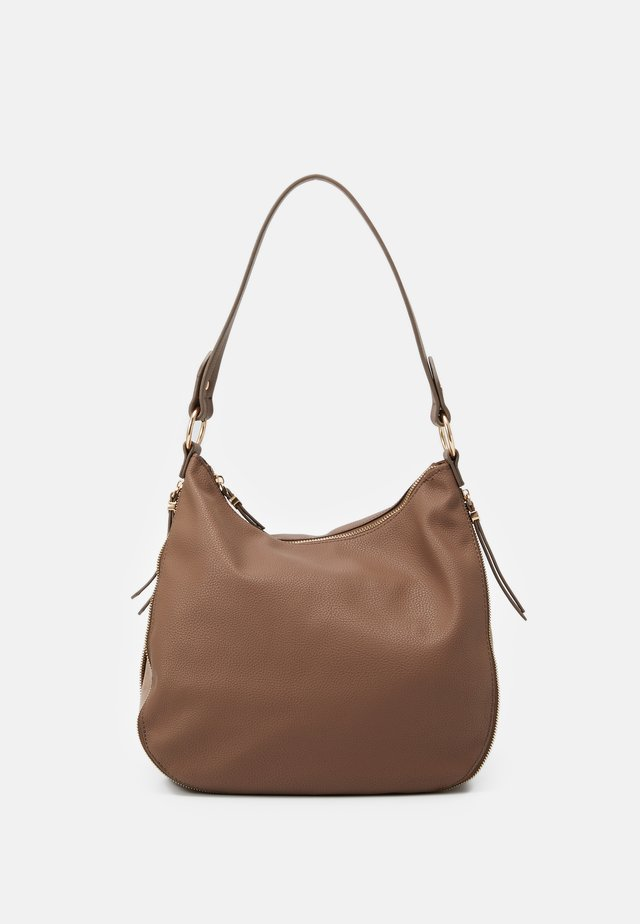 TUM - Handbag - taupe