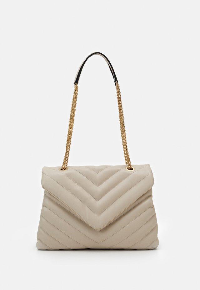 CROSS FANTAS - Across body bag - beige