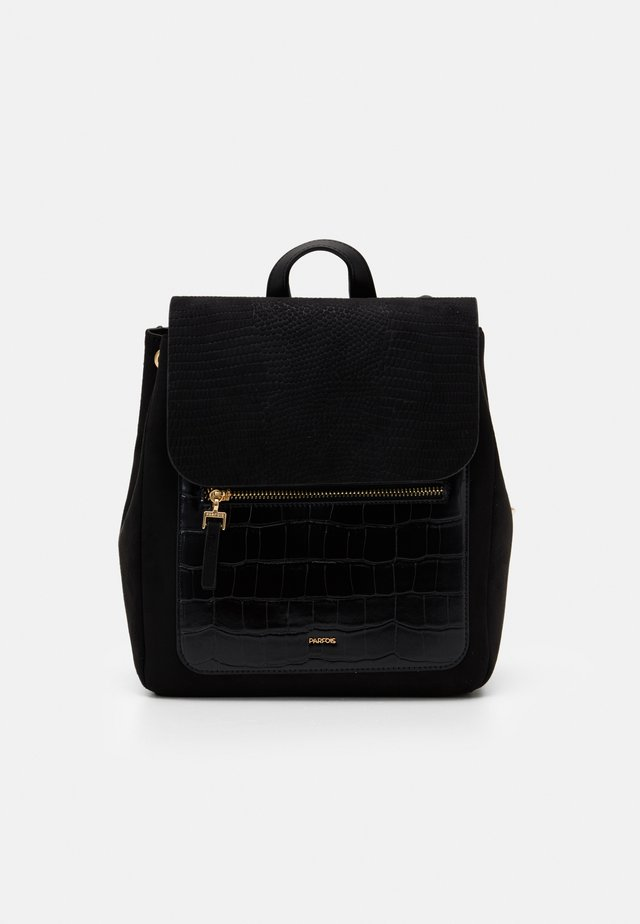 BACKPACK HORTENSIA  - Rucksack - black