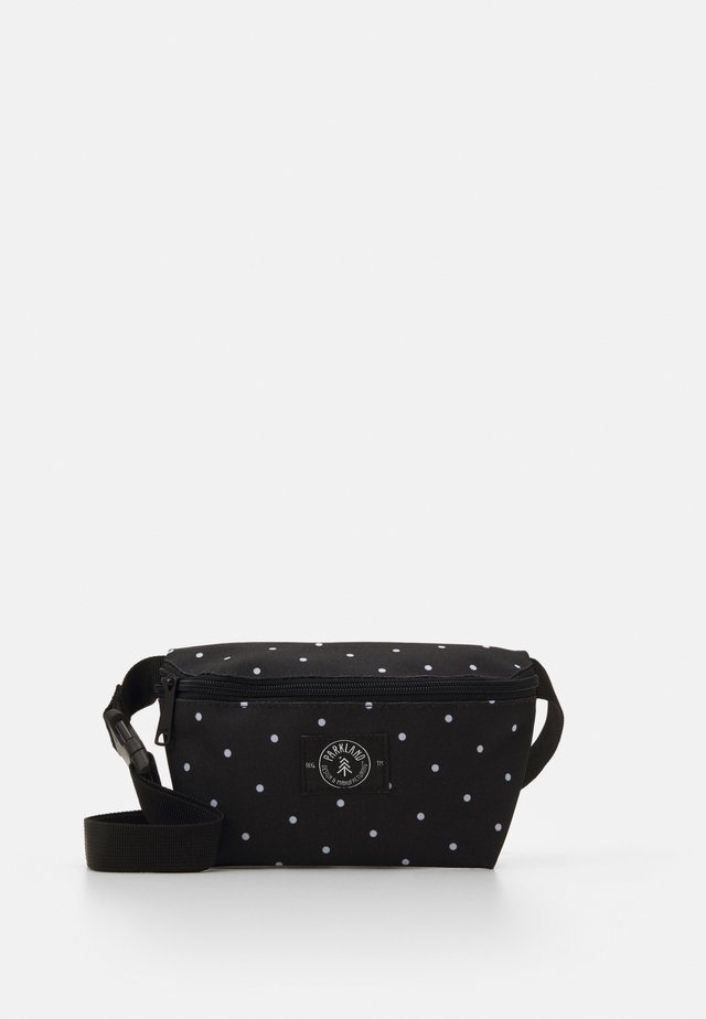 BOBBI - Sac banane - black