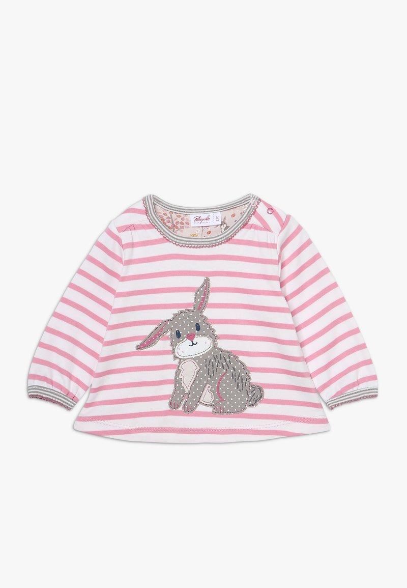 People Wear Organic - Långärmad tröja - pink