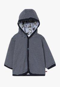 People Wear Organic - WENDEJACKE BABY - Vest - dunkelblau - 0