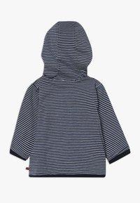 People Wear Organic - WENDEJACKE BABY - Vest - dunkelblau - 1